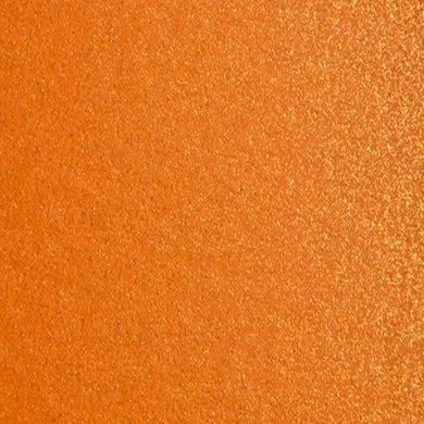Fabriano Cocktail Daiquiri 290gsm Pearlescent Deep Orange Coloured Card