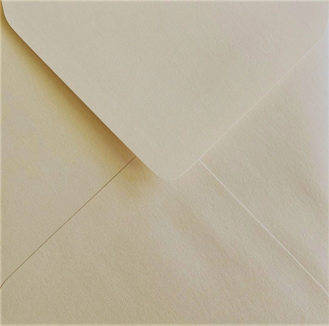 5x5 Stardream Opal Square Envelopes Pearlescent Gummed Diamond Flap Premium 120gsm