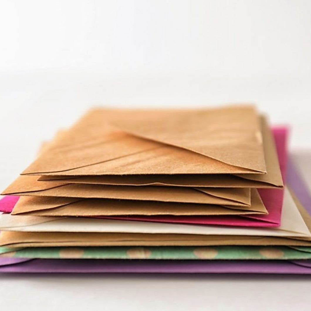 Product Samples - Card Paper Envelope
