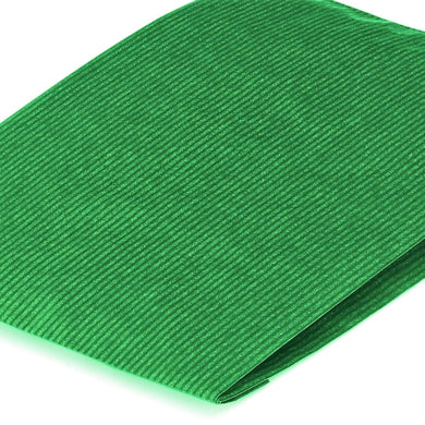 Green Paper Counter Bags 20x7x32cm Heavyweight Premium Kraft