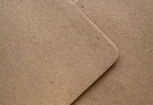 Load image into Gallery viewer, 5x7 ECO Kraft Envelopes Recycled Fleck Gummed Diamond Flap 110gsm