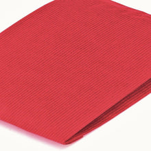 Load image into Gallery viewer, Red Paper Counter Bags 15x4x21cm Heavyweight Premium Kraft