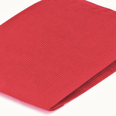 Red Paper Counter Bags 15x4x21cm Heavyweight Premium Kraft