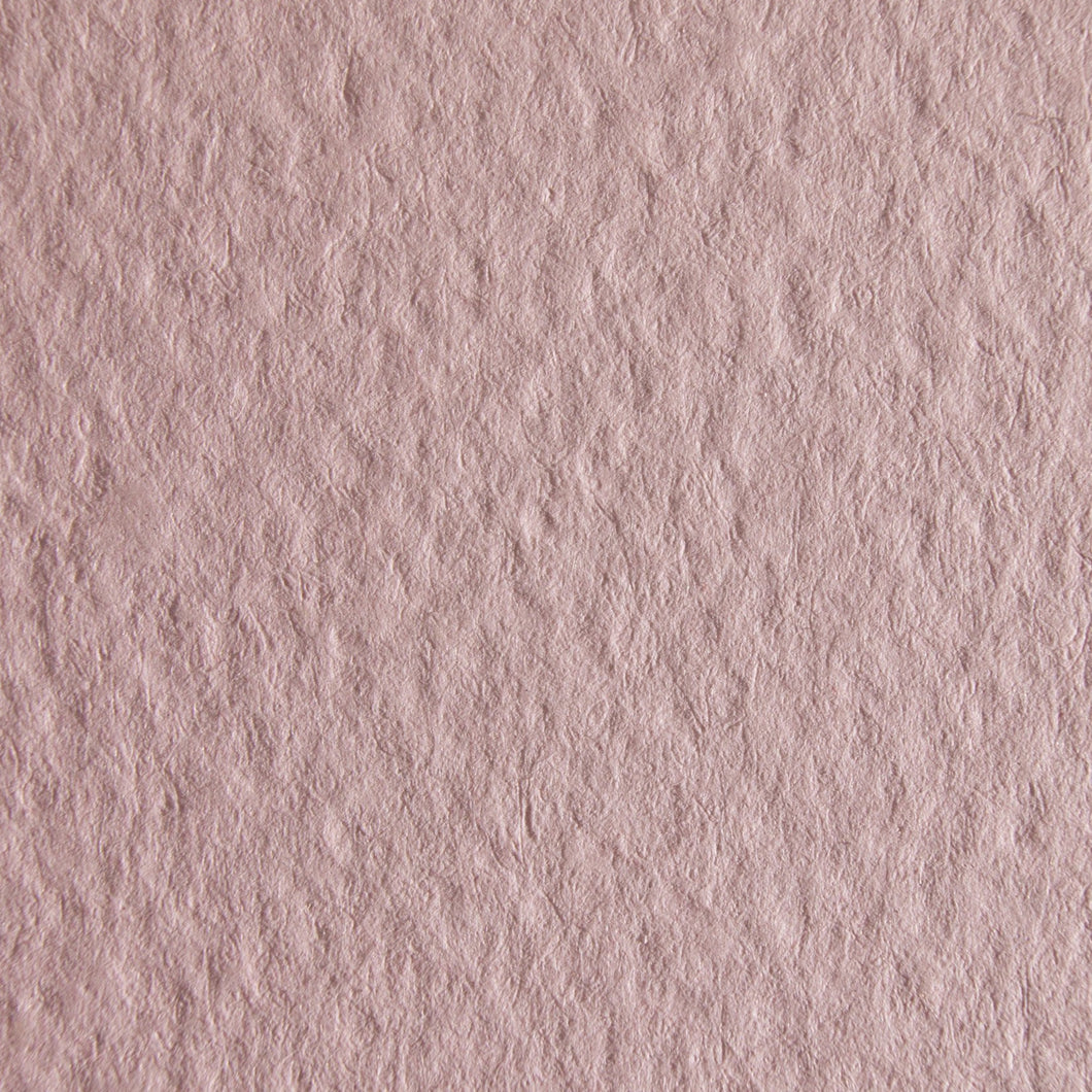 Tinteretto Ceylon Cubeba 250gsm Uncoated Felt Marked Dusky Pink Coloured Card