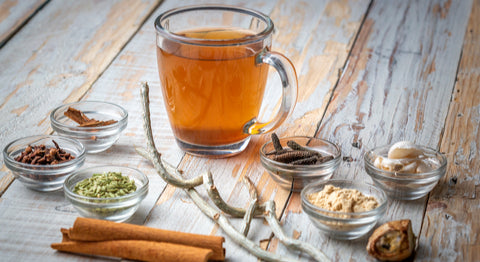 Herbal Tea - Premium organic ingredients
