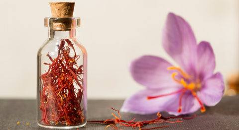 Saffron Bottle Stigma