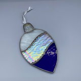 Light Christmas Ornament-Blue