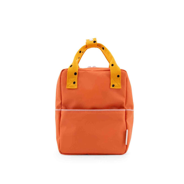 StickyLemon-freckles-backpacksmall-carrotorange_sunnyyellow_candypink