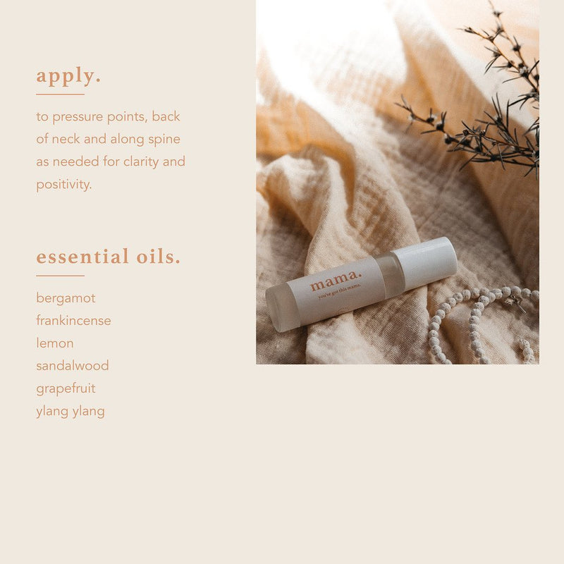 The Cle Collective Essential Oil Blends Mama