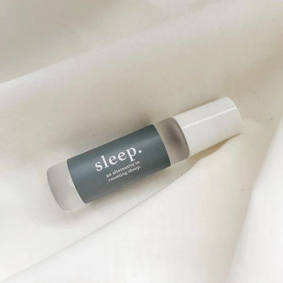 The Cle Collective Essential Oil Blends Sleep