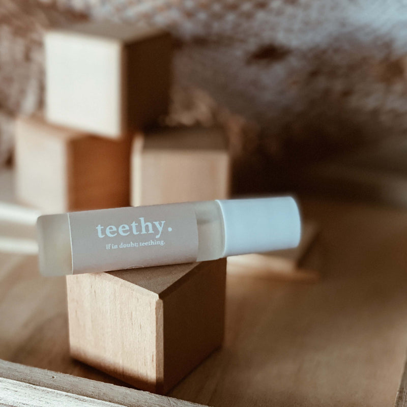 The Cle Collective Essential Oil Blends Teethy