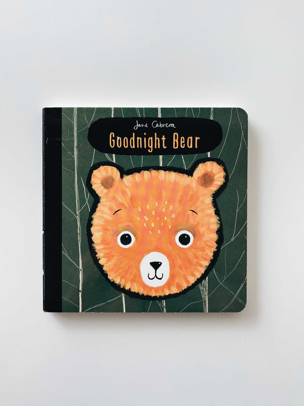 good night bear book