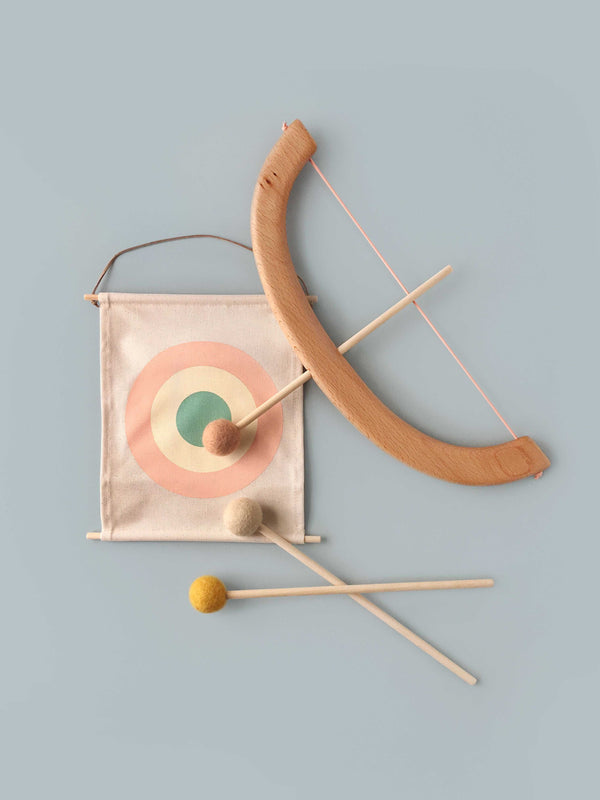 tangerine studios toys bow and arrow set
