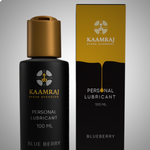 Kaamraj Blue Berry Lubricant - Water Based- 100 ML