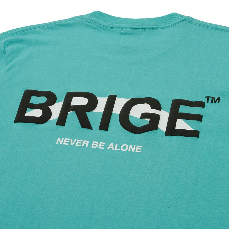 BRIGE Logo Tee - Unisex Fitting - Mint