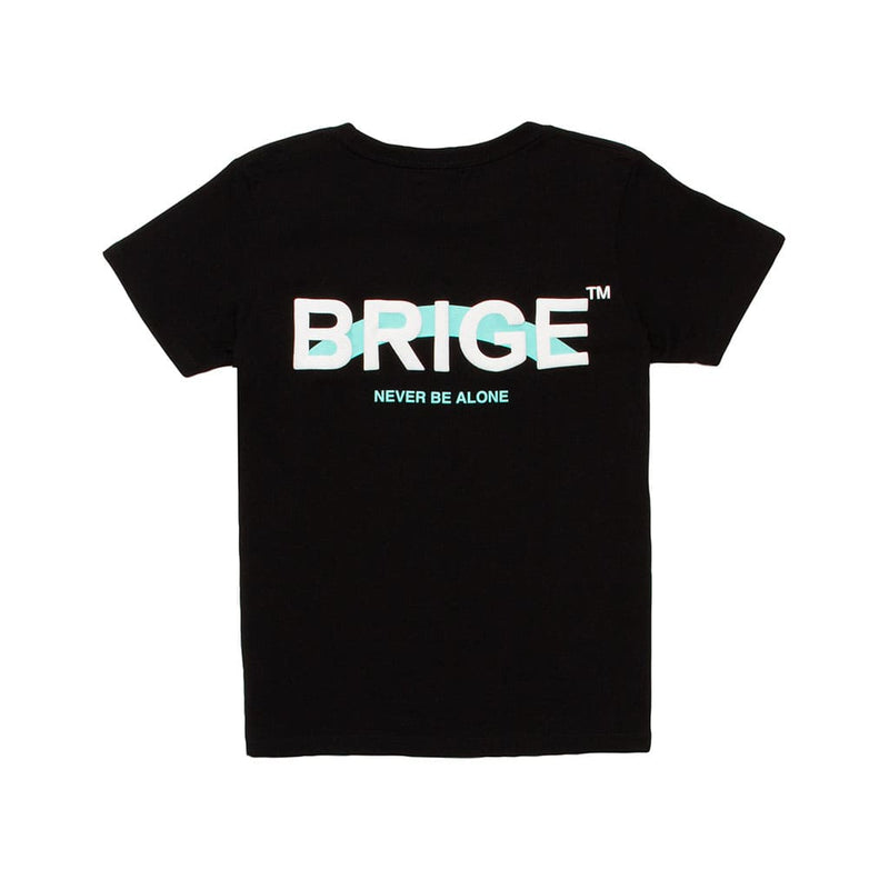 BRIGE Logo Women's Fit Tee - Black
