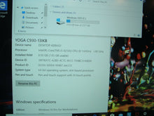 Load image into Gallery viewer, Lenovo Yoga C930-13IKB