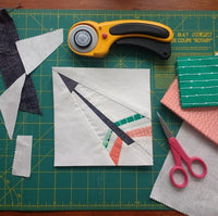 Fletch Paper Piecing Pattern