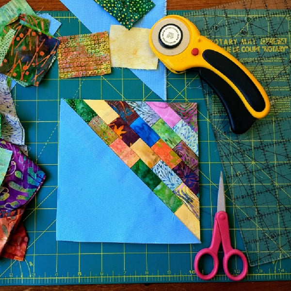 Brix Paper Piecing Pattern