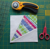 Scrappy Splits Paper Piecing Pattern