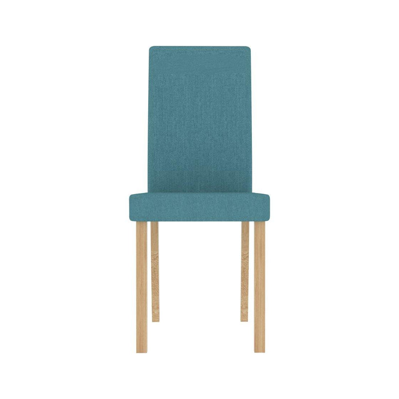 Anna Dining Chair Teal (Pack of 2)