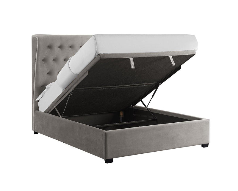 Belgravia Grey Super King Bed