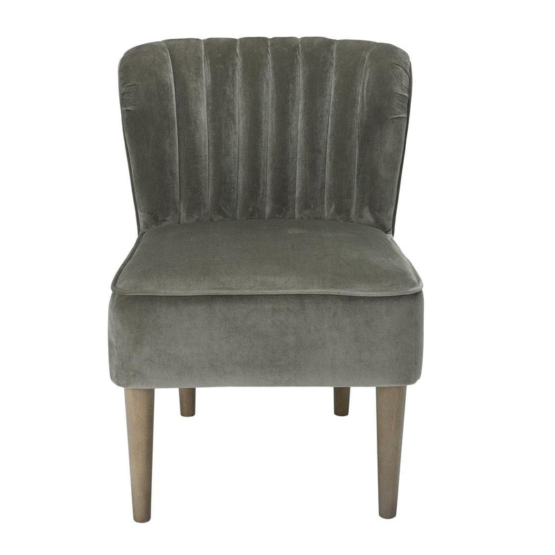 Bella Chair Steel Grey