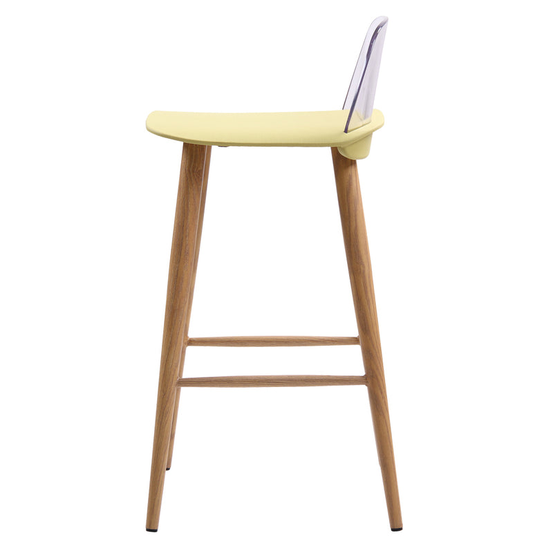 Chelsea Bar Stool Lime (Pack of 2)