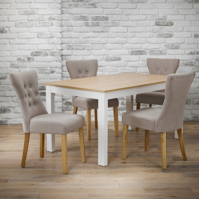 Costwold Dining Table Cream