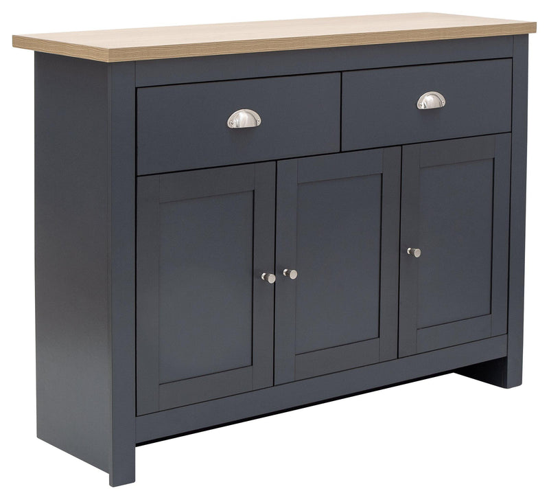 Lancaster Large Sideboard - Bankrupt Beds