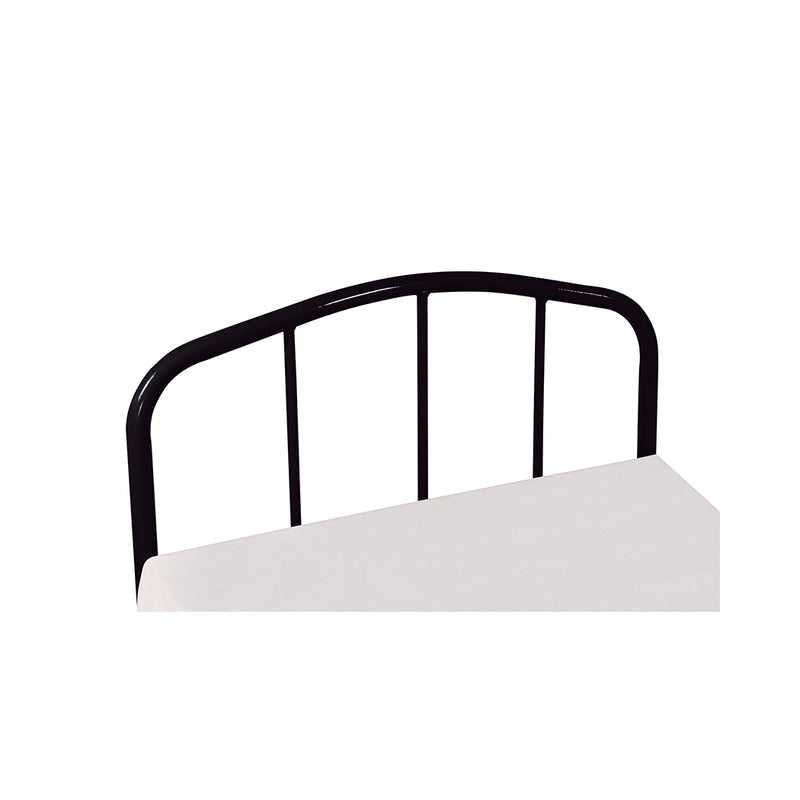 Milton 3.0 Single Bed Black