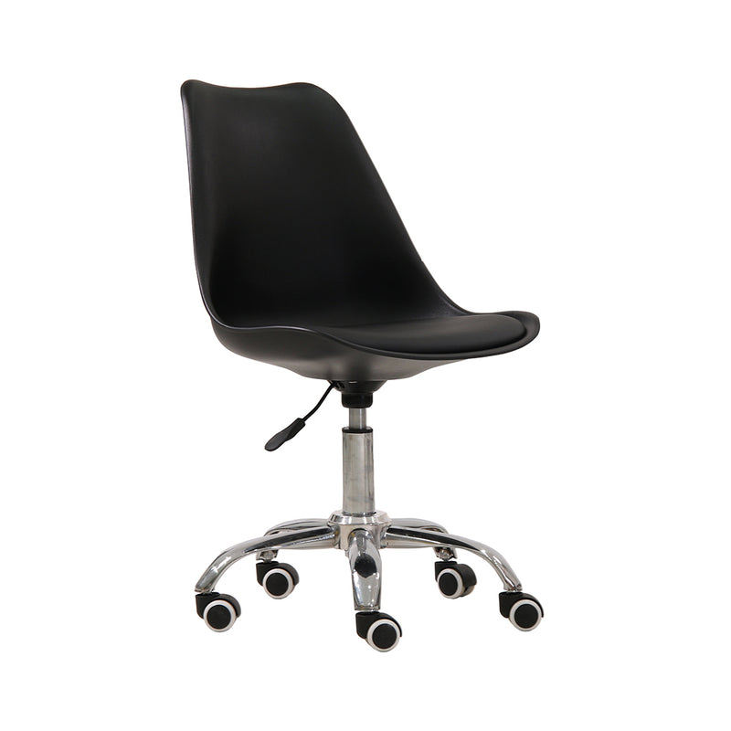 Orsen Swivel Office Chair Black