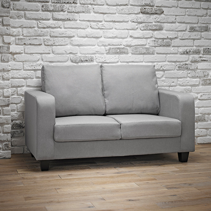 Sofa In A Box Grey Fabric