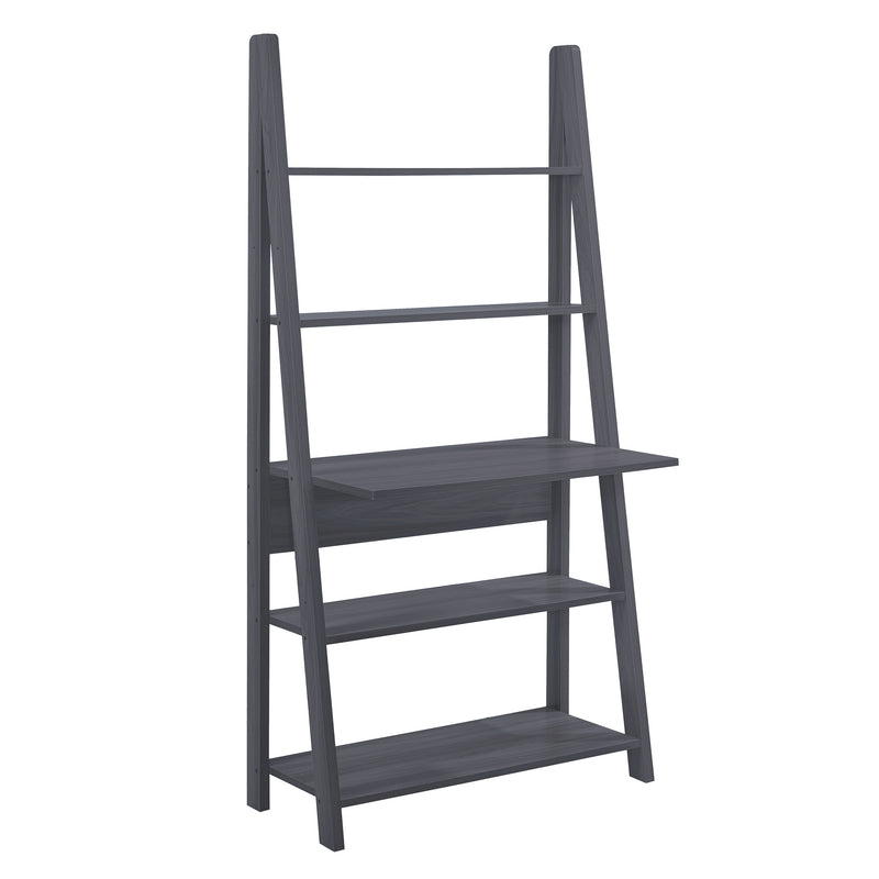 Tiva Ladder Desk Black
