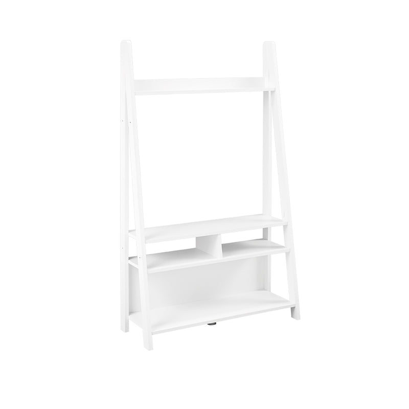 Tiva Ladder TV Unit White