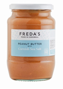 Freda's Cornish Sea Salt Peanut Butter - 750g