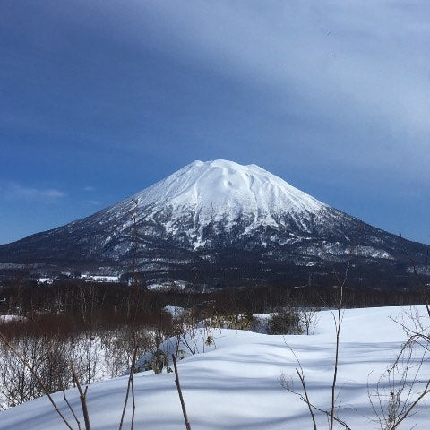 nicao home Niseko mount yotei winter
