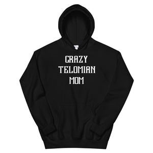 Crazy TELOMIAN Mom Gift For Dog Mom Hoodie