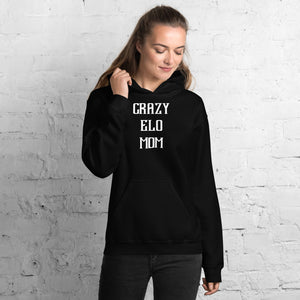 Crazy ELO Mom Gift For Dog Mom  Hoodie
