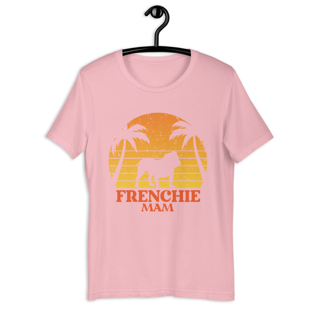 Frenchie Mam Tee