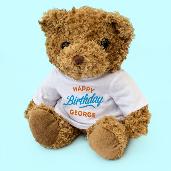 Personalised Bears