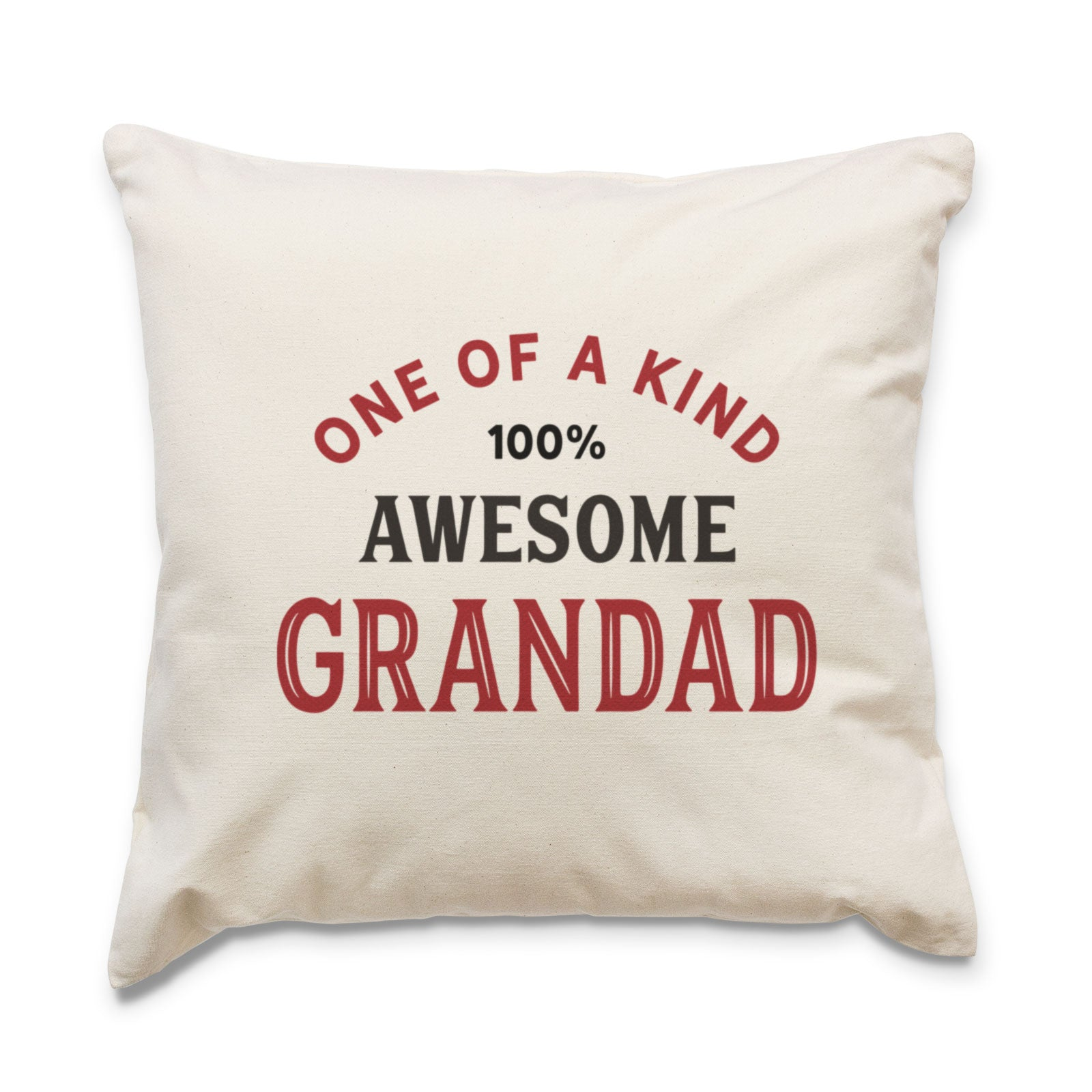 Awesome Grandad Cushion Cover
