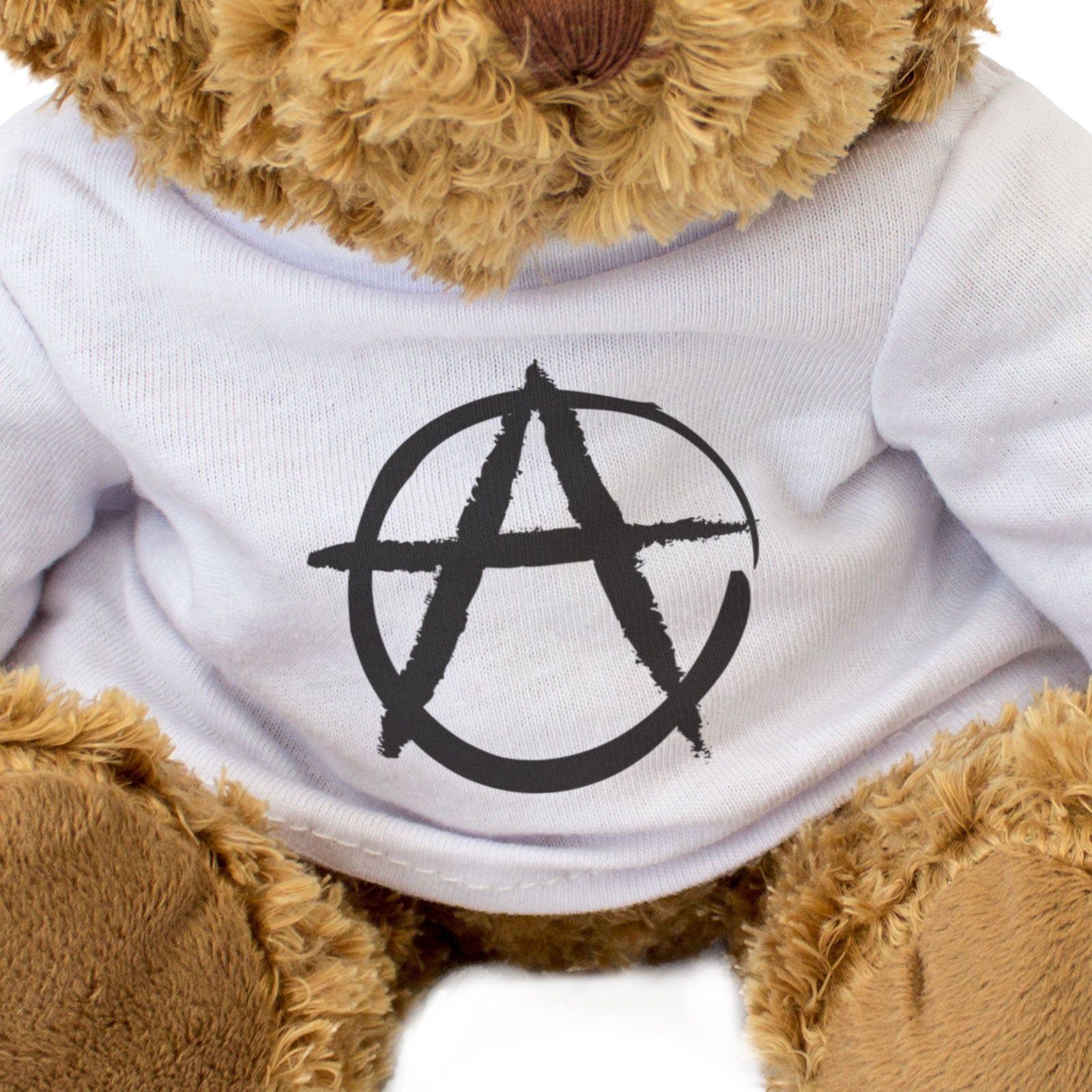 Anarchy Teddy Bear Christmas Birthday Gift