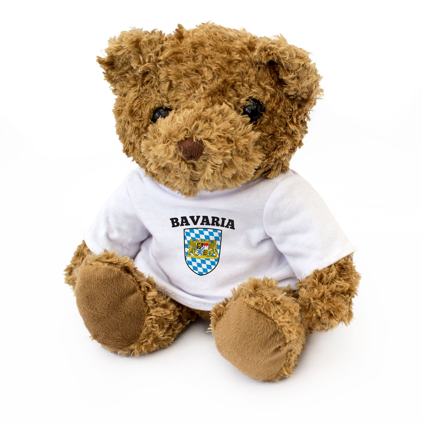 Bavaria Flag Teddy Bear