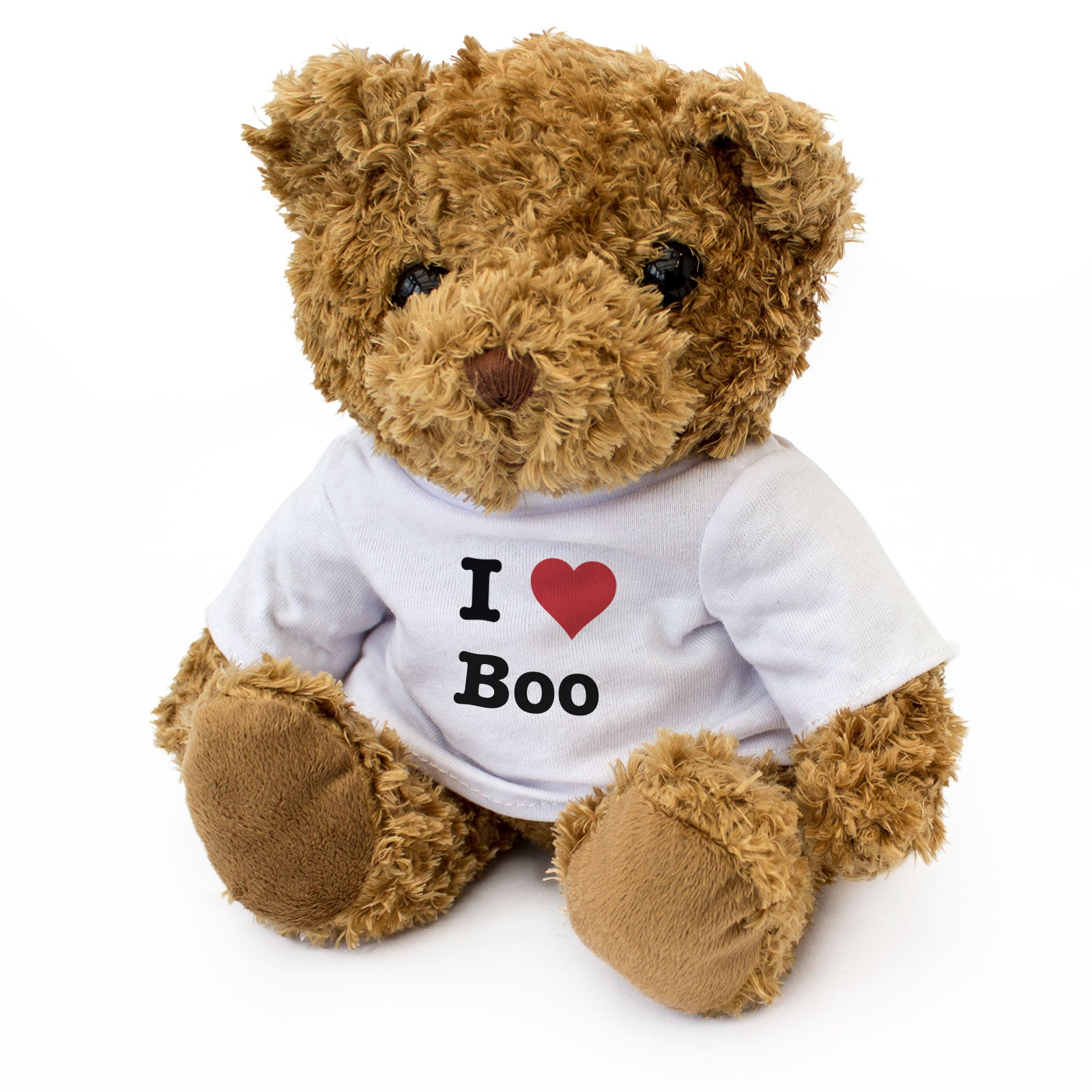 I Love Boo - Teddy Bear