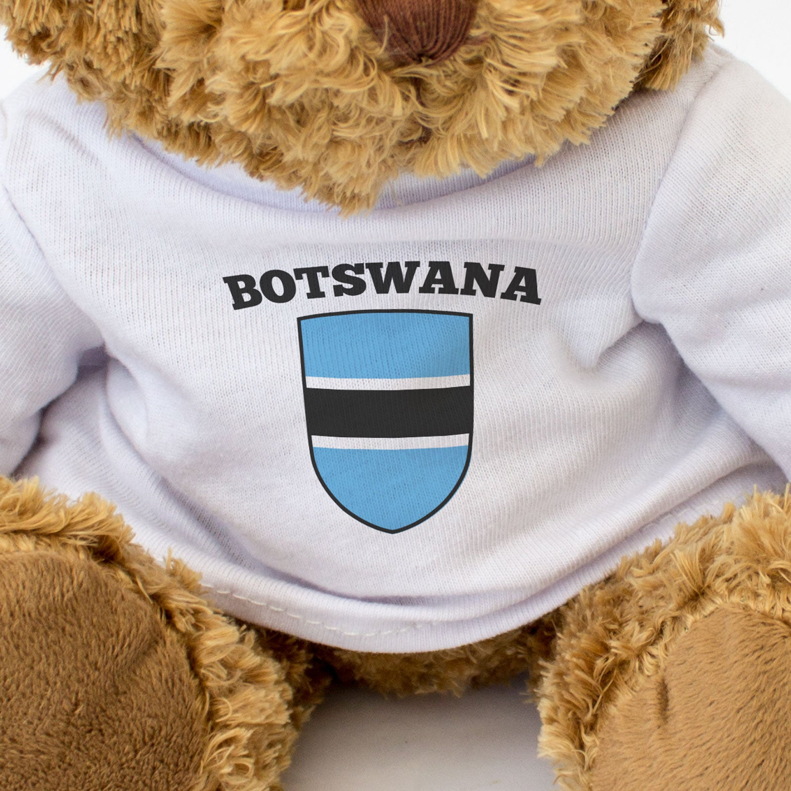 Botswana Flag Teddy Bear