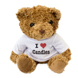 I Love Candles - Teddy Bear