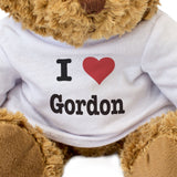 I Love Gordon - Teddy Bear