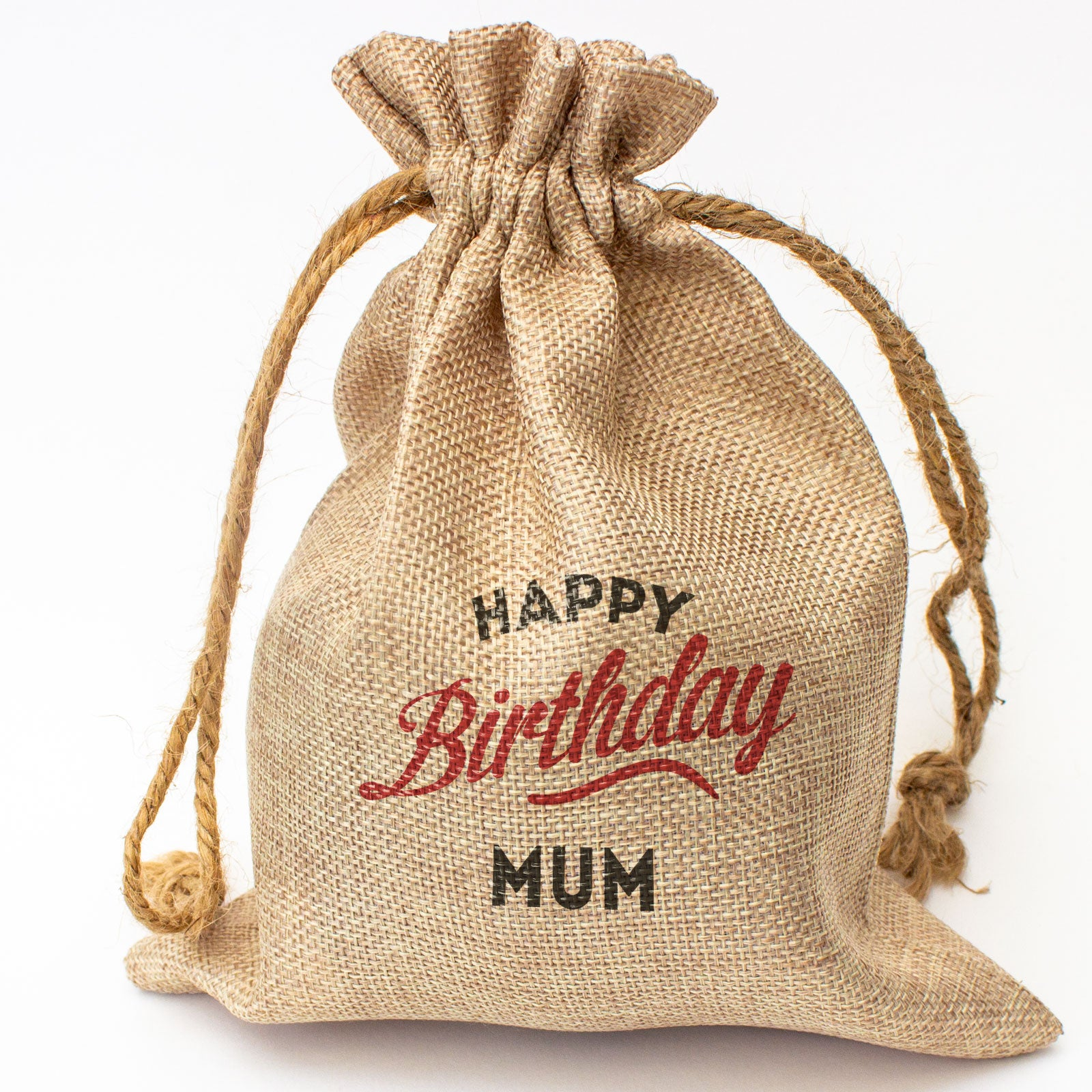 Happy Birthday Mum - Toasted Coconut Bowl Candle – Soy Wax - Gift Present