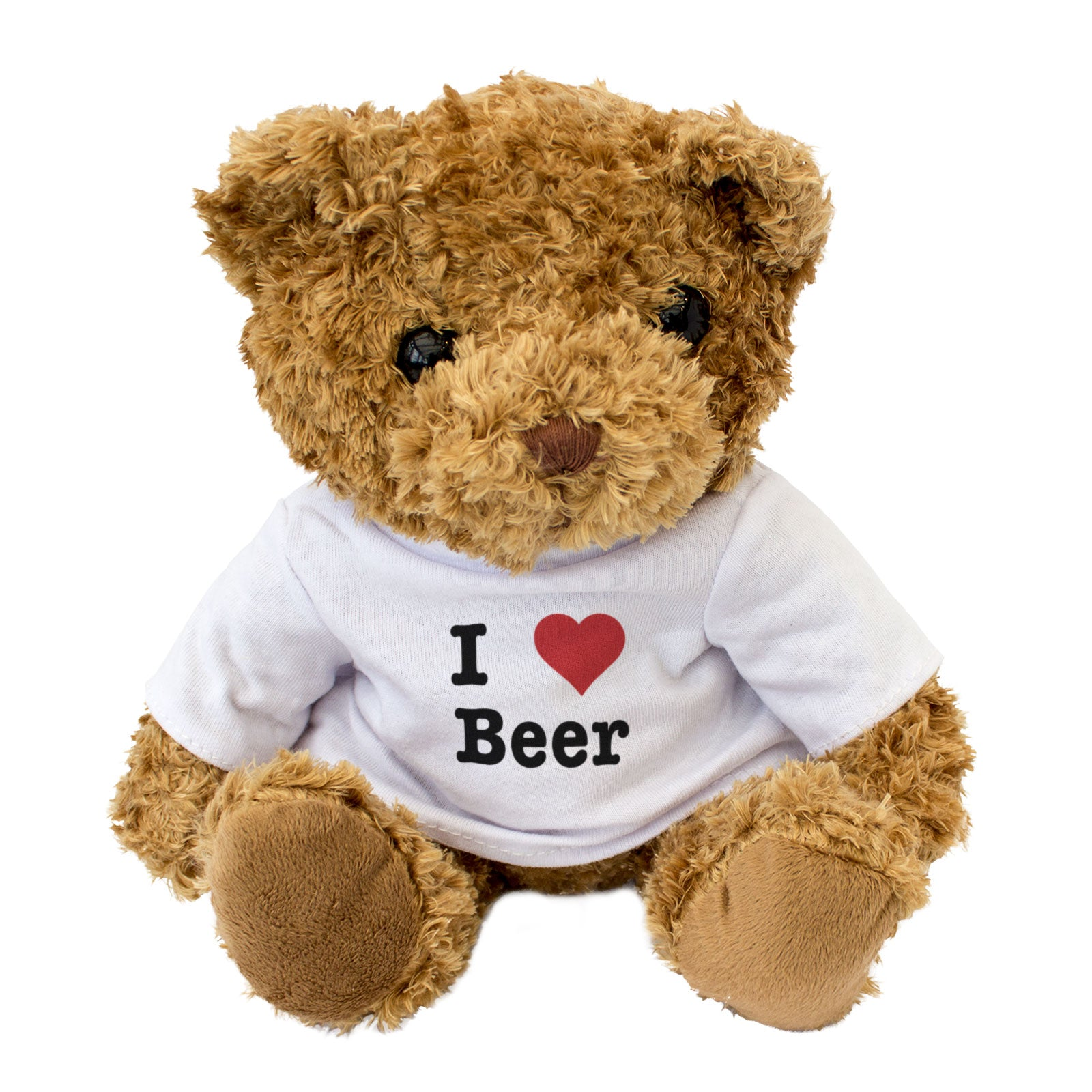 I Heart .... Personalised Bear